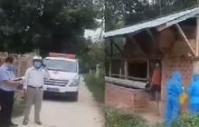 Nghe tin con từ TP HCM về, cha tức tốc chạy đi báo chính quyền rồi cho cách ly ở chuồng bò