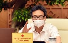 Phó Thủ tướng kêu gọi các tỉnh thành nhường một phần vaccine Covid-19 cho TP. HCM tiêm trước