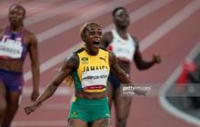 Nữ hoàng tốc độ Jamaica lấy bình luận tiêu cực làm năng lượng, phá kỷ lục 33 năm của điền kinh Olympic