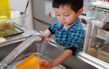 Nghiên cứu của ĐH Harvard: Không dạy trẻ làm việc nhà, lớn lên con khó thành công