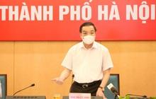 Chủ tịch Hà Nội: Nếu không giãn cách xã hội, thành phố không giữ được như hiện nay