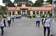 NÓNG: TP HCM không tổ chức thi tốt nghiệp THPT đợt 2