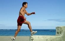 """Chạy bộ là một thói quen tuyệt vời, giúp tôi ngộ ra: """"Không ai có thể thành công một cách tình cờ, đó là sự nỗ lực từ cả sự TẬP TRUNG và KIÊN TRÌ"""""""