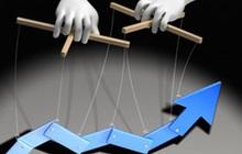 VnIndex tăng 4 điểm cuối phiên, thanh khoản giảm nhẹ so với cuối tuần
