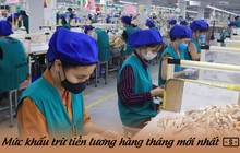 Mức khấu trừ tiền lương hàng tháng mới nhất của người lao động