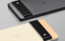 """""""Bom tấn"""" Google Pixel 6 ra mắt: Kiểu dáng lạ mắt, dùng chip riêng giống Apple"""