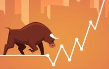 Nhiều cổ phiếu lớn đảo chiều giảm, VN-Index vẫn bứt phá hơn 9 điểm với lực kéo từ nhóm VinGroup