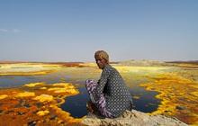 Ai bảo rằng cứ có nước là sẽ có sự sống? Nơi này dù có rất nhiều nước nhưng lại không hề tồn tại sự sống!