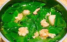 Đây là sai lầm tai hại khi ăn rau ngót, nhiều người Việt không biết để tránh