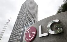 LG ghi nhận doanh thu quý cao nhất từ trước đến nay