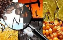 Thị trường ngày 4/8: Giá dầu, vàng, đồng, thép và ngũ cốc đồng loạt lao dốc
