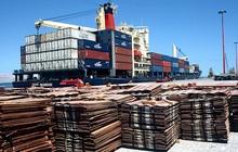 Trung Quốc siết nhập khẩu, giá đồng giảm mạnh