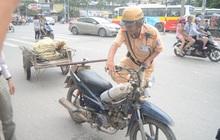 Tới 5.000 xe máy ở Hà Nội sắp được đo kiểm khí thải miễn phí