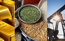 Thị trường ngày 5/8: Giá dầu thấp nhất 2 tuần, vàng, sắt thép và than luyện cốc đồng loạt tăng