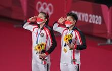 2 VĐV Indonesia được thưởng tiền mặt, bò, nhà hàng thịt viên sau khi giành HVC Olympic