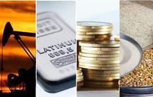 Thị trường ngày 11/9: Giá dầu vượt 73 USD, nickel cao nhất 7 năm, khí gas tăng mạnh, quặng sắt tiếp tục giảm