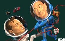 So găng 2 tỷ phú 'kỳ phùng địch thủ' Jeff Bezos và Elon Musk