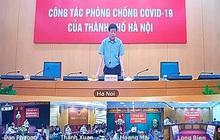 Sau ngày 21/9 Hà Nội dự kiến nới lỏng từng bước, sẽ chú trọng quét mã QR