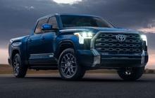 """Toyota Tundra 2022 ra mắt: Bán tải """"full-size"""" đậm chất cơ bắp, ngập tràn công nghệ"""