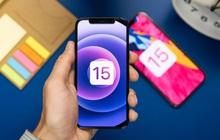 Người dùng Việt đã có thể tải iOS 15 cho iPhone, iPod