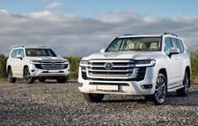Những xe nhập tư về Việt Nam với bạt ngàn option giành khách của xe chính hãng: Toyota Land Cruiser là hàng 'hot' nhưng Mercedes GLS mới đặc biệt