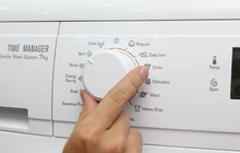 Cách tiết kiệm điện nước hiệu quả khi dùng máy giặt tại nhà