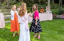 Một góc biệt thự 125 triệu USD Melinda Gates tổ chức tiệc riêng cho con gái đi lấy chồng