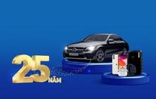 Đã có 51 khách hàng chi tiêu thẻ VIB trúng thưởng, một người trúng xe Mercedes