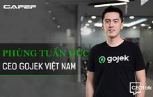 """CEO Gojek Việt Nam Đức Phùng: Không nhà đầu tư hiệu quả nào đem tiền ra """"đốt"""" cả"""