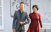 """""""Cặp đôi vàng"""" của VTV Diễm Quỳnh - Anh Tuấn: Ngoài đời thân thiết, làm nghề ăn ý """"như vừng trộn với lạc"""", thậm chí từng bị hiểu nhầm là vợ chồng"""