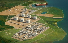 """PV GAS """"bắt tay"""" với tập đoàn năng lượng Mỹ đầu tư Kho cảng LNG Sơn Mỹ, vốn đầu tư lên đến 1,31 tỷ USD"""