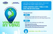 1 triệu ly sữa cho 10.000 trẻ em khó khăn trong đại dịch - Vinamilk kêu gọi sự tham gia của cộng đồng