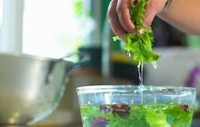 Làm thêm bước này sau khi rửa rau củ quả, nhiều người tin giúp diệt khuẩn siêu tốt nhưng chuyên gia lại lên tiếng bác bỏ!