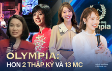 Sự thay đổi MC Đường Lên Đỉnh Olympia trong 22 năm: Thế hệ đầu giờ toàn là sếp lớn VTV, thế hệ sau tài năng không kém, profile toàn đỉnh cao