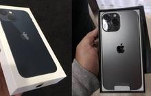 Người dùng tại quốc gia này đã nhận được iPhone 13 sớm nhất thế giới