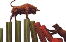 Thanh khoản mất hút, nhóm cổ phiếu ngân hàng tăng giá không đủ sức chống đỡ thị trường