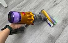 Đánh giá nhanh máy hút bụi không dây Dyson V12 Detect Slim: Nhẹ, hiệu suất đáng kinh ngạc, đắt xắt ra miếng