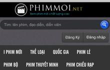 """Bay màu hơn 1 tháng, """"Vua lì đòn"""" Phimmoi lại quay trở lại với giao diện mới?"""