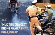 """Cục CSGT: """"Việc bắt buộc kiểm tra khí thải hàng chục triệu xe máy là để bảo vệ người dân, không nhằm mục đích xử phạt"""""""