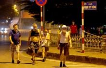 Người Hà Nội hồ hởi đổ ra đường tập thể dục từ sáng sớm