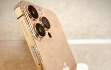 """Chi tiết iPhone 13 Pro Max bản mạ vàng và kim cương siêu """"sang chảnh"""" giá hơn 130 triệu đồng tại Việt Nam"""