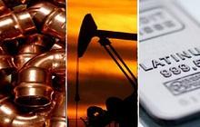 Thị trường ngày 29/9: Giá dầu có lúc vượt 80 USD, vàng thấp nhất 7 tuần, cao su và than tăng mạnh