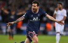 """Lionel Messi ghi bàn đầu tiên sau 4 trận ra sân với màu áo PSG, đăng bức ảnh """"nhiều triệu đô"""" ăn mừng với đồng đội"""