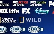 14 kênh truyền hình nước ngoài dừng phát sóng tại Việt Nam từ ngày 1/10