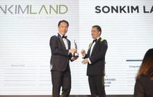 """SonKim Land đạt giải thưởng Top """"Môi trường làm việc tốt nhất Châu Á 2020"""""""