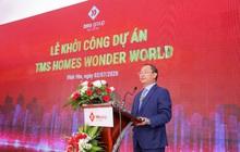 Khởi công TMS Homes Wonder World – từ điểm sáng đầu tư đến sức hút thương hiệu