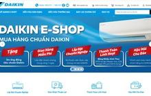 Daikin Việt Nam ra mắt trang thương mại điện tử chính hãng Daikin E-Shop
