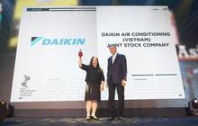 """Daikin Việt Nam đạt giải thưởng Top """"Nơi làm việc tốt nhất châu Á năm 2020"""""""