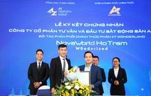AZ Property Group công bố đại lý chiến lược phân phối dự án NovaWorld Ho Tram – Wonderland