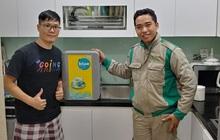 Máy lọc nước của Đức công nghệ ion canxi hàng đầu tại Việt Nam